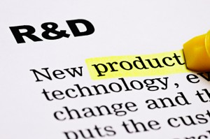 product development - highlighter